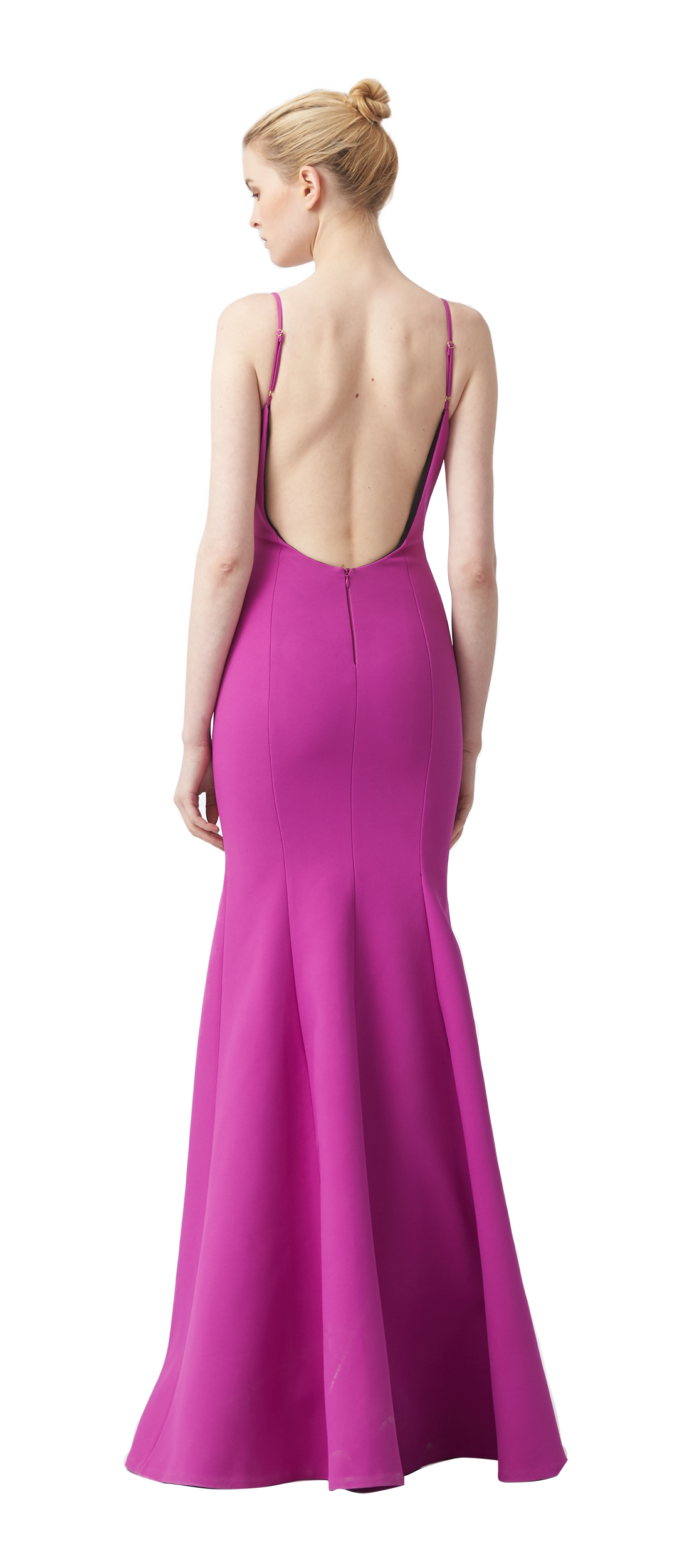 896971e987308 CAMILLE BONDED SCOOP BACK MAXI DRESS  399.00